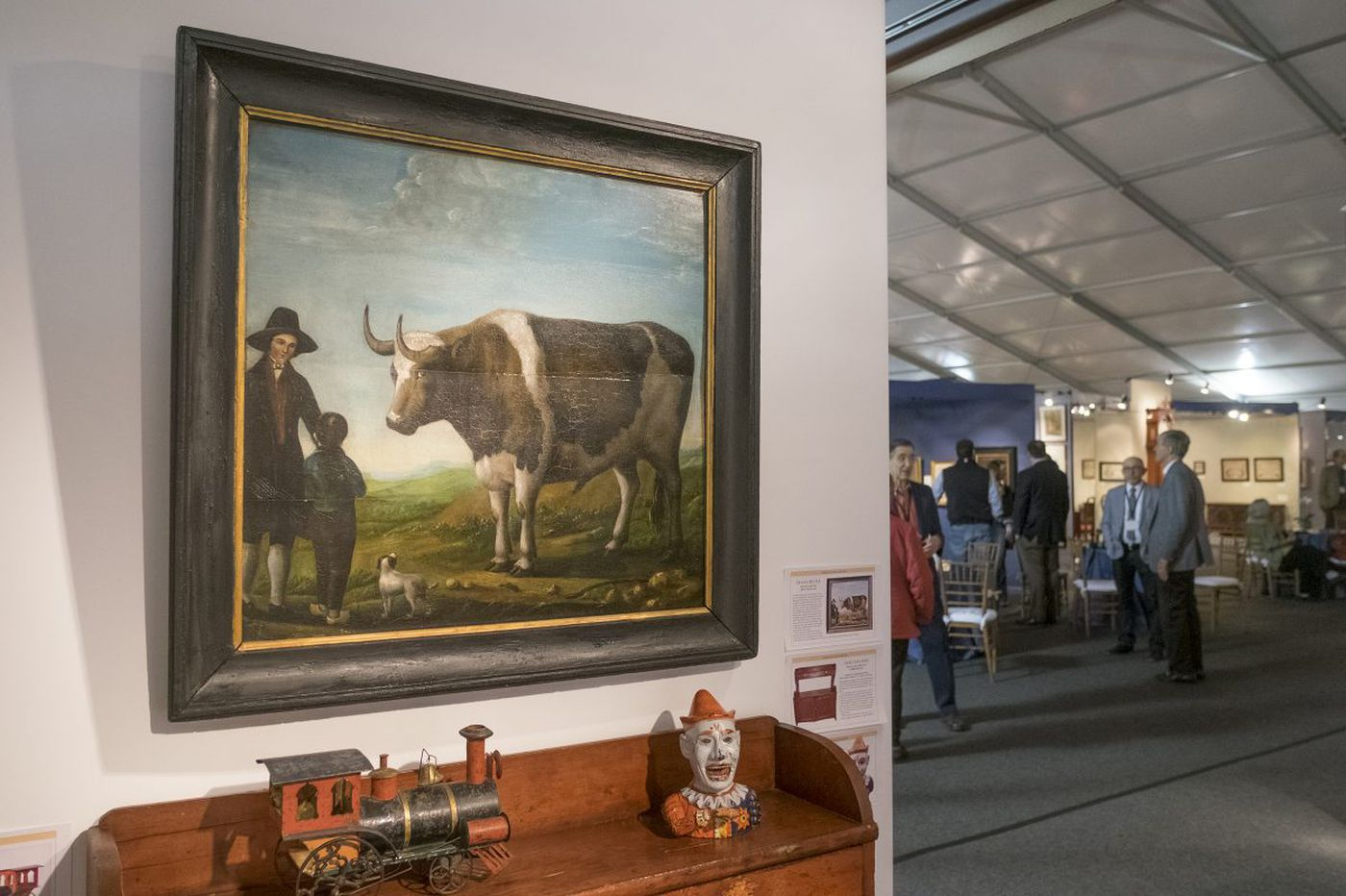 Philadelphia Antiques Show being handed off from Penn Medicine to the art museum