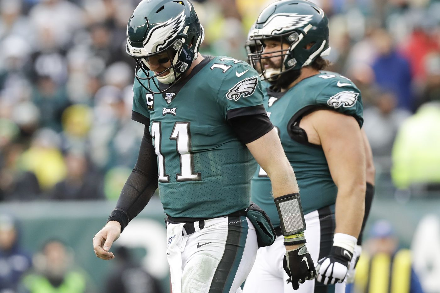 Carson Wentz awful again as defense shines again, and other takeaways from Eagles' loss to Seahawks | Marcus H
