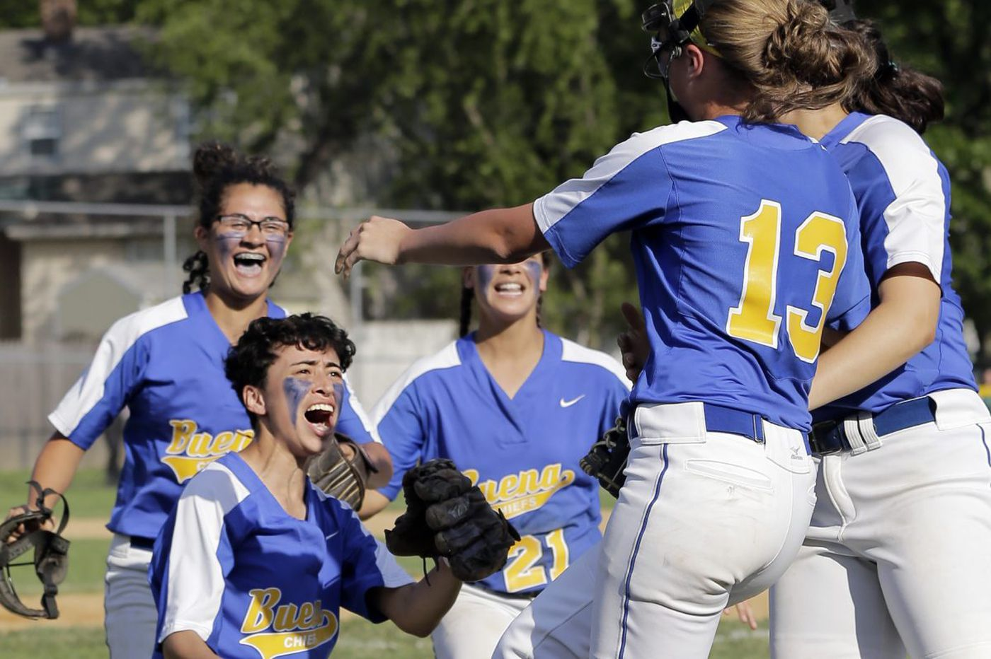 Wednesday's South Jersey roundup: Cedar Creek's Brianna Young hits walk-off grand slam in sectional quarterfinals