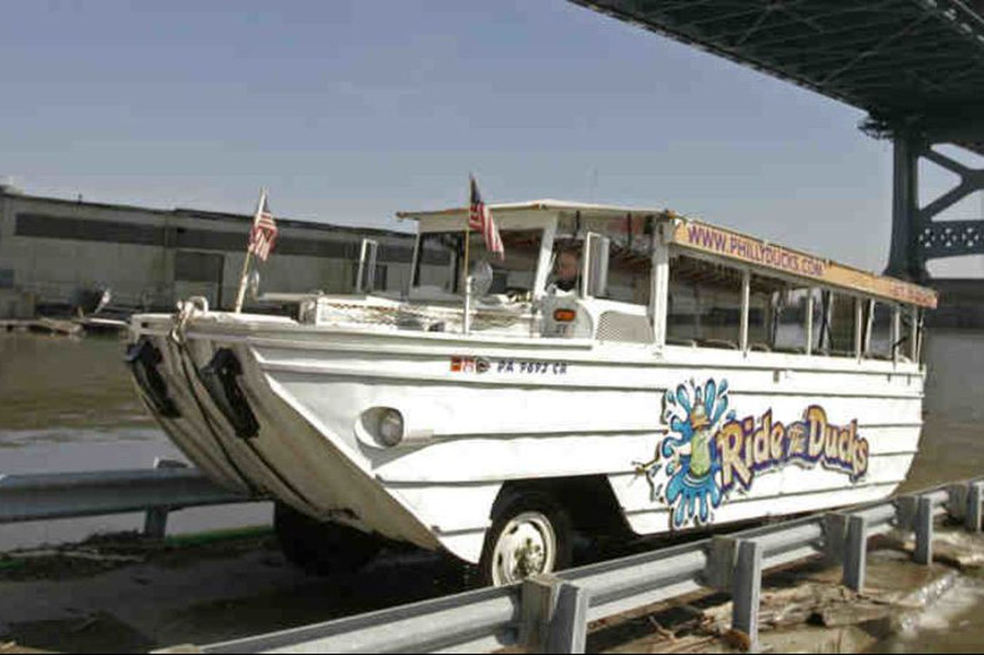 The fatal history of Philly's duck boats