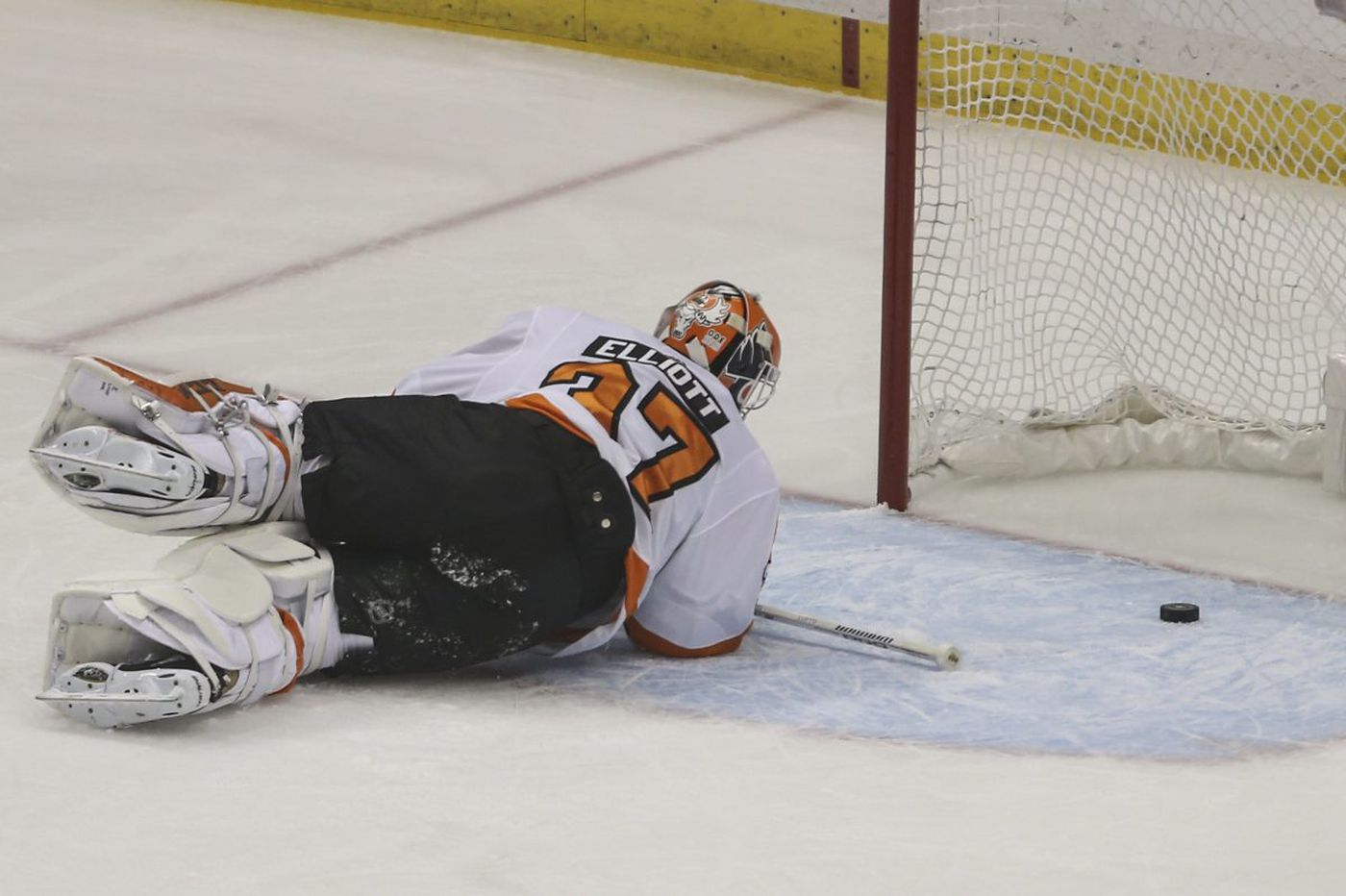 Observations from the Flyers' most embarrassing Game 1 playoff loss ever
