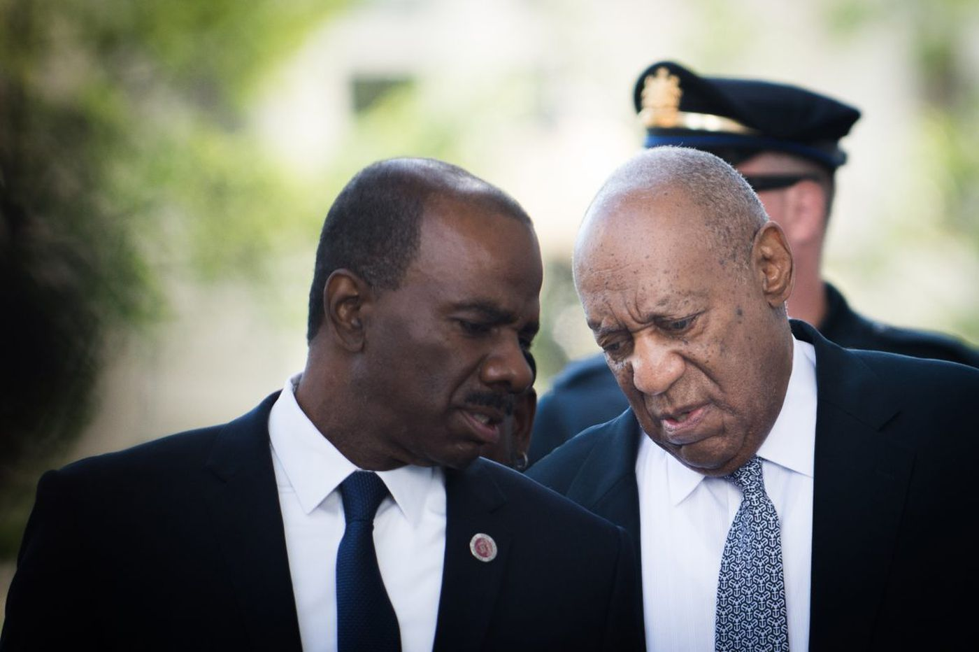 Jurors hear Cosby's description of liaison with Constand: 'I am not stopped'