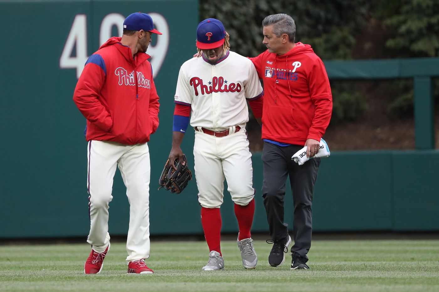 Spate of hamstring injuries has Phillies examining how they prepare players