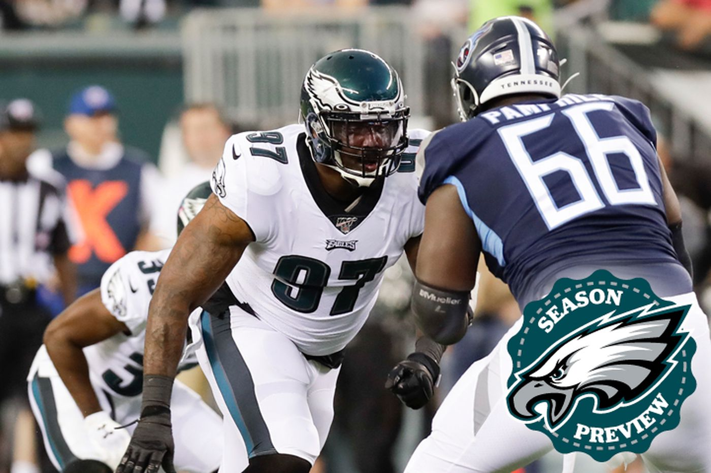 NFC preview: How the Eagles stack up against the rest of the conference