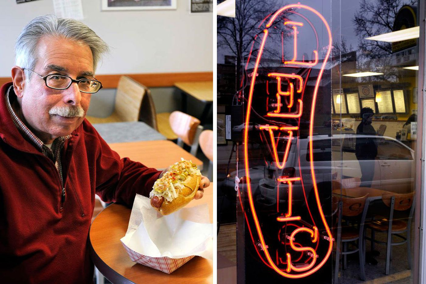 Levis Hot Dogs in Abington closes
