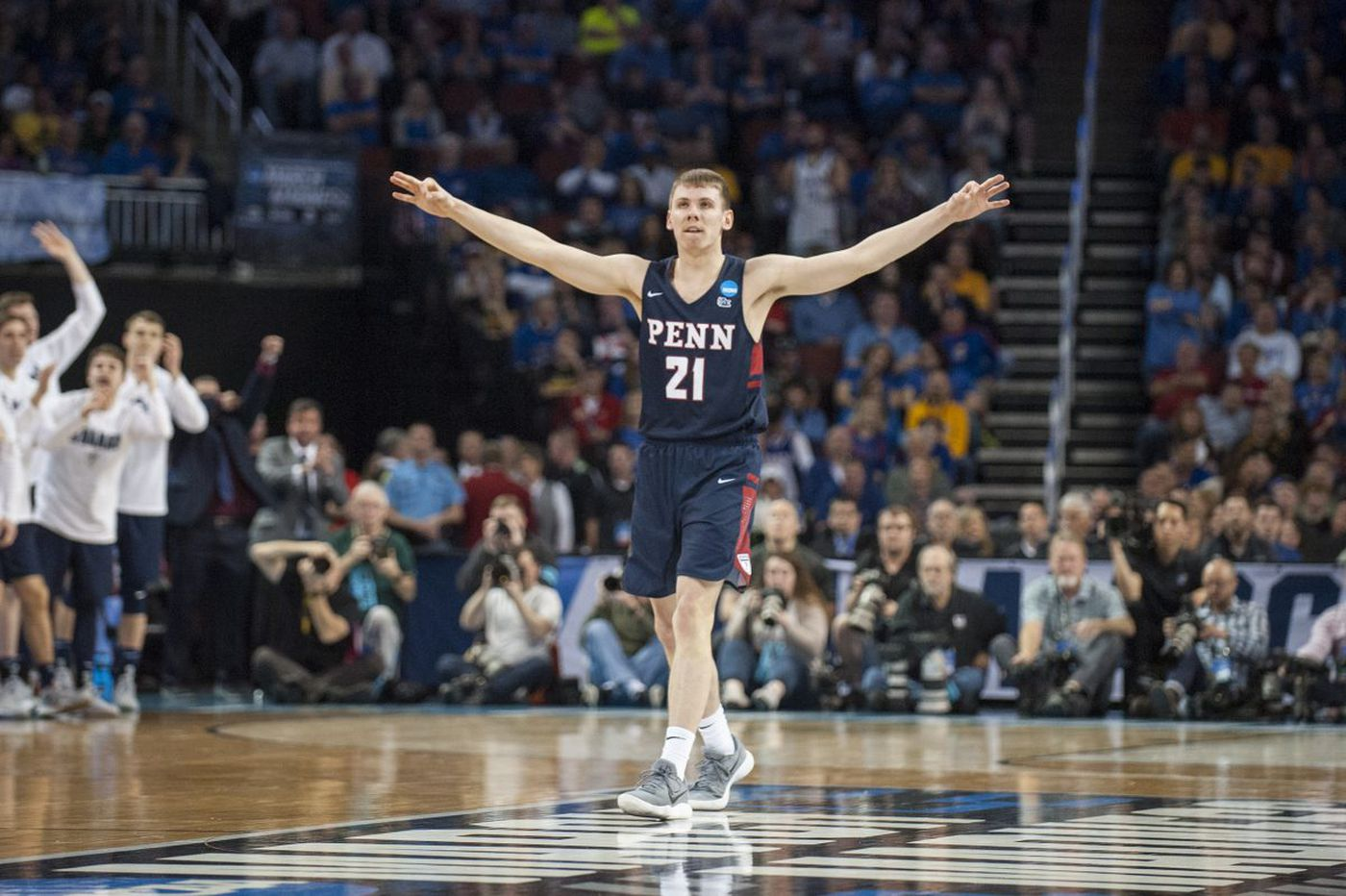 For Penn, March madness memories will outlast regrets