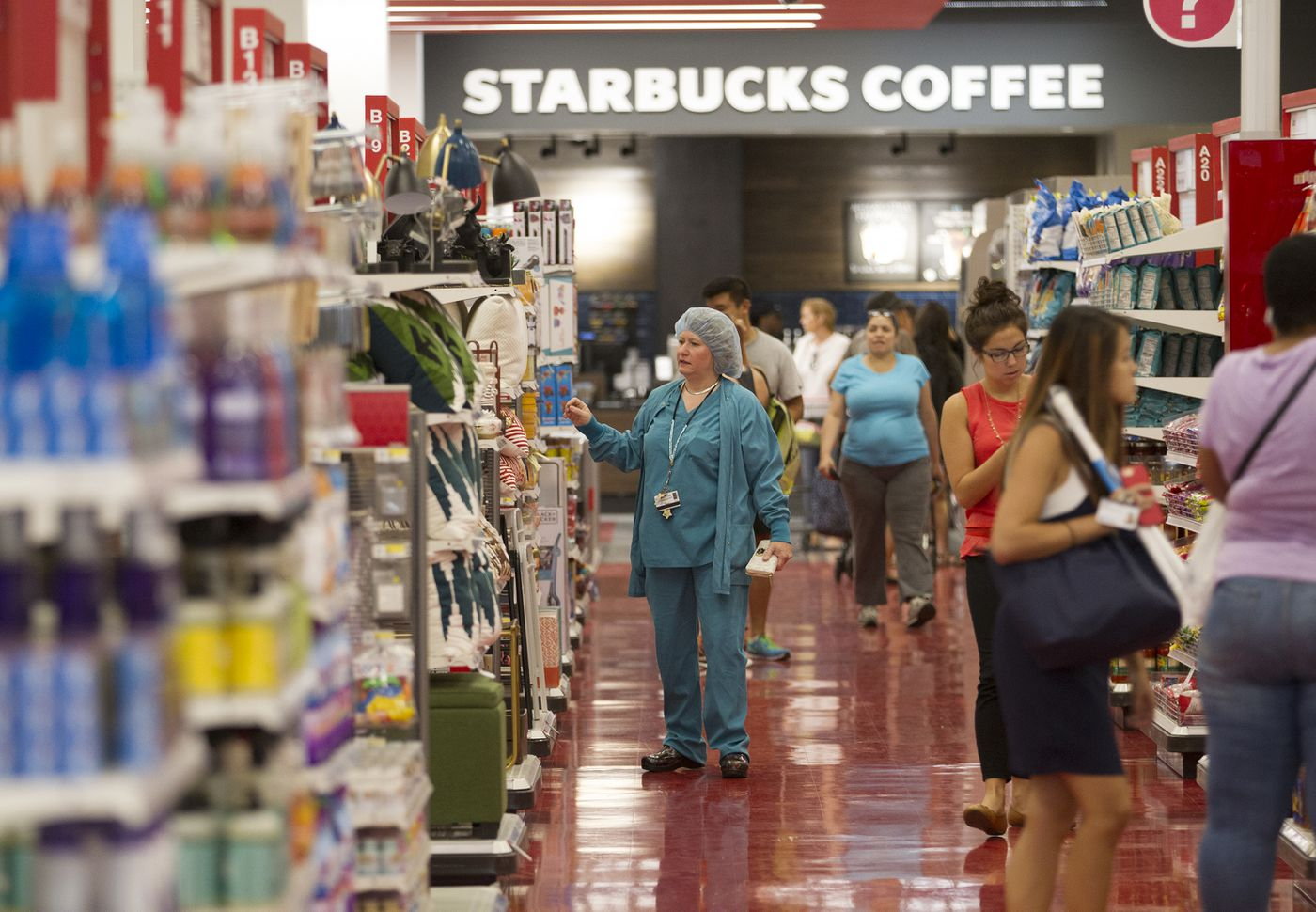A mini-Target store to go in Devon as second Main Line location