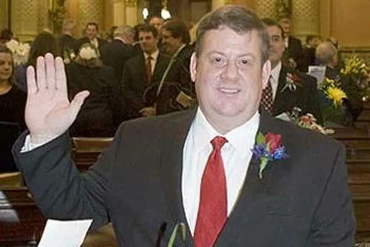 State Rep. Dan Truitt, from West Chester.