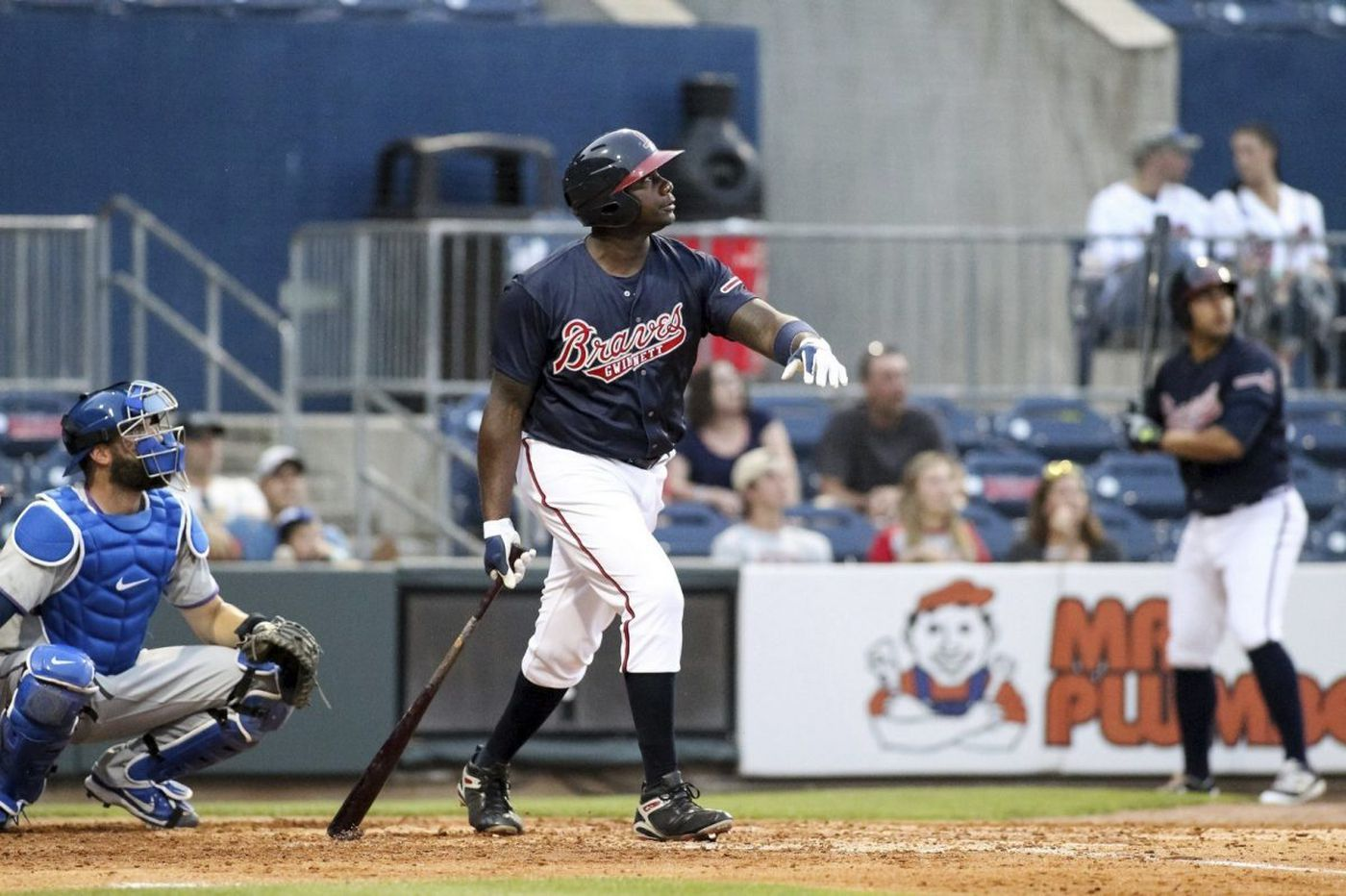 WATCH: Ryan Howard hits walk-off home run for Albuquerque Isotopes