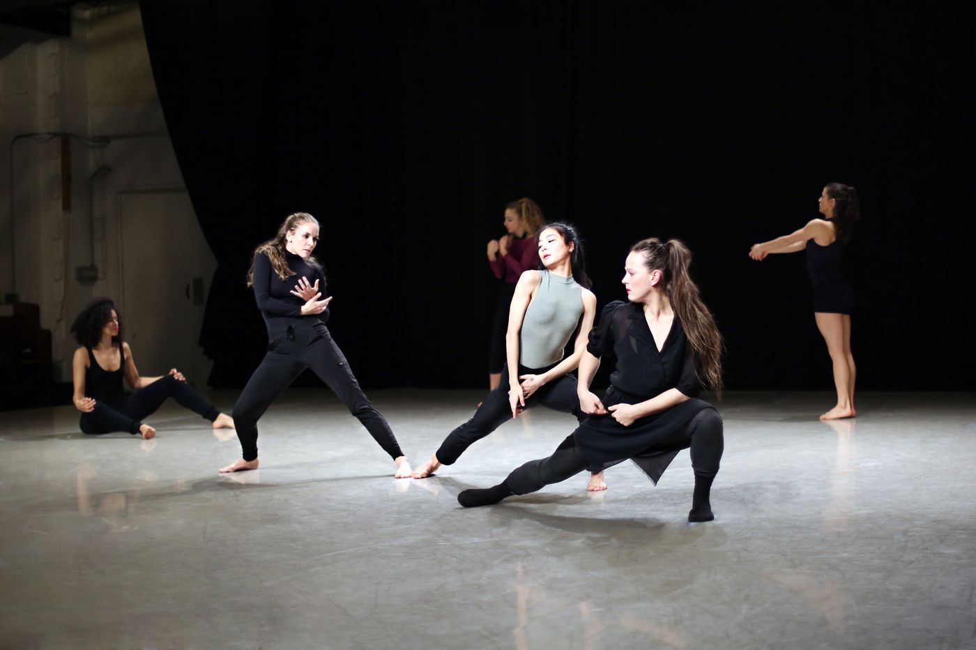 See it first: UArts teacher's new dance is being previewed by Martha Graham's company at Annenberg