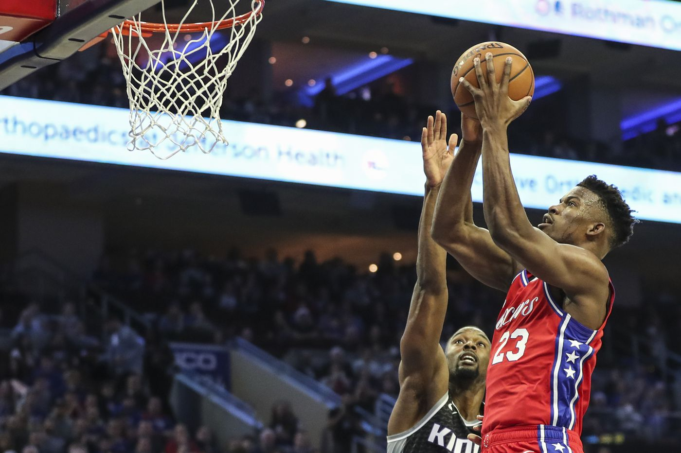 Sixers-Kings observations: New substitution pattern, balanced scoring, Jimmy Butler being Jimmy Butler