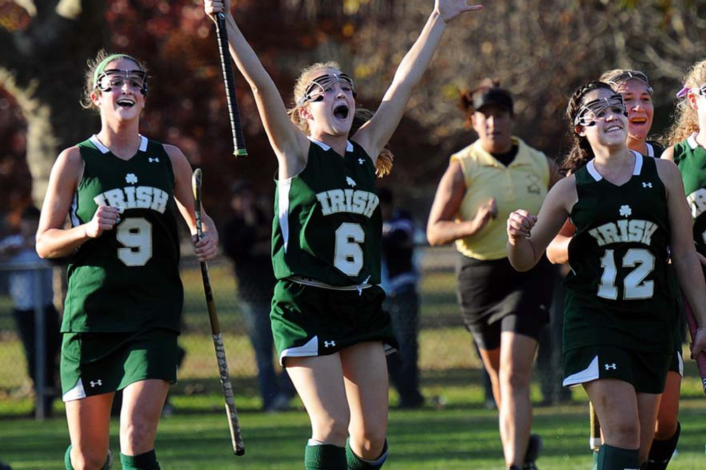 Wednesday's South Jersey roundup: Jackie Barr's game-winner in OT sends Moorestown Friends to Non-Public field hockey semifinals