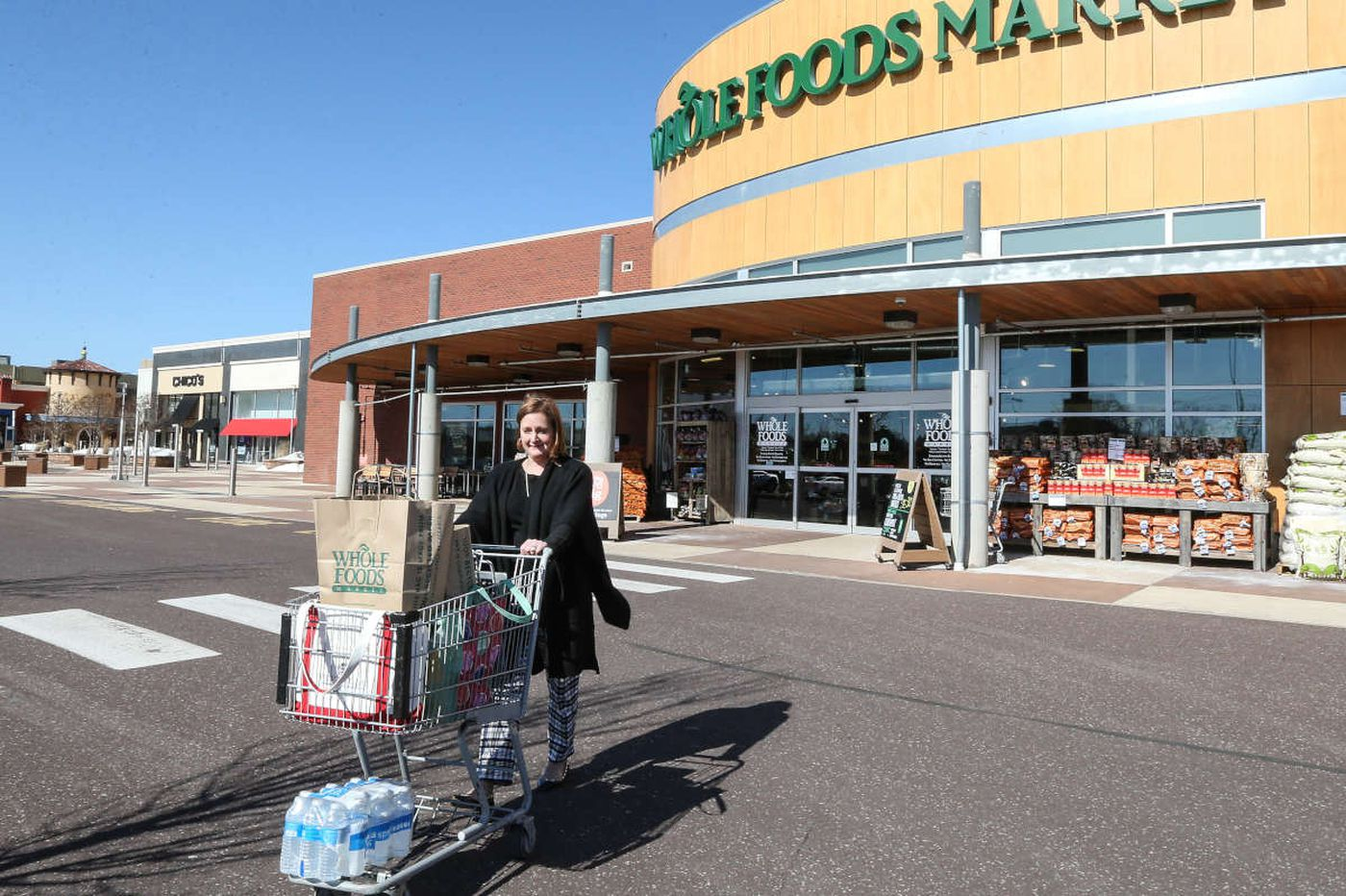 Why Whole Foods, Wegmans are moving into Philly-area malls