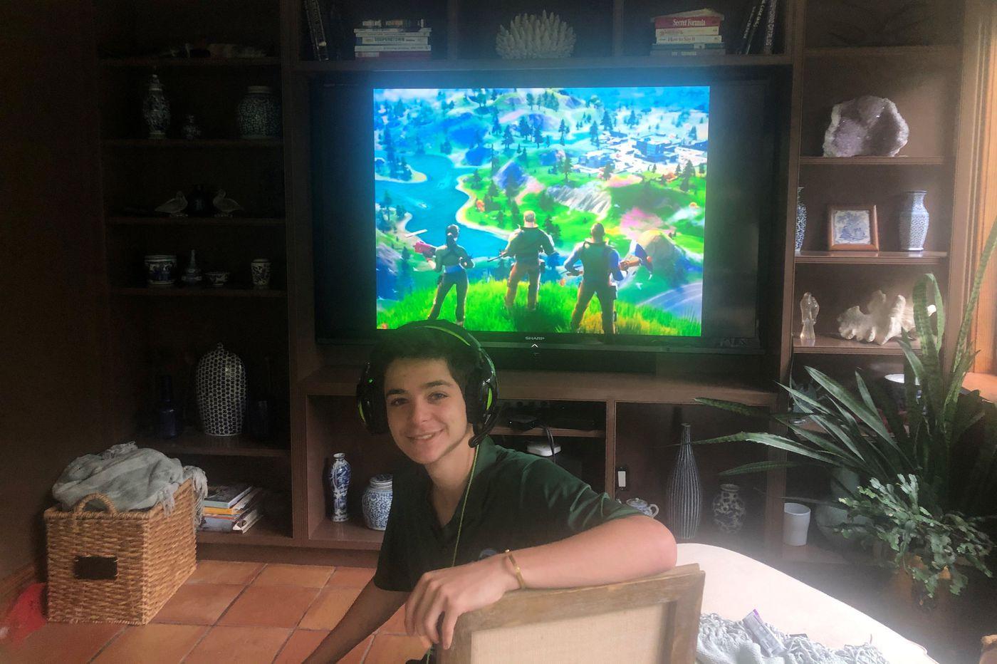 Shipley students plan Fortnite video game marathon to raise money for nurses
