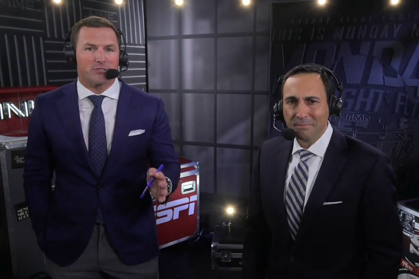 Jason Witten has another rough night on 'Monday Night Football'