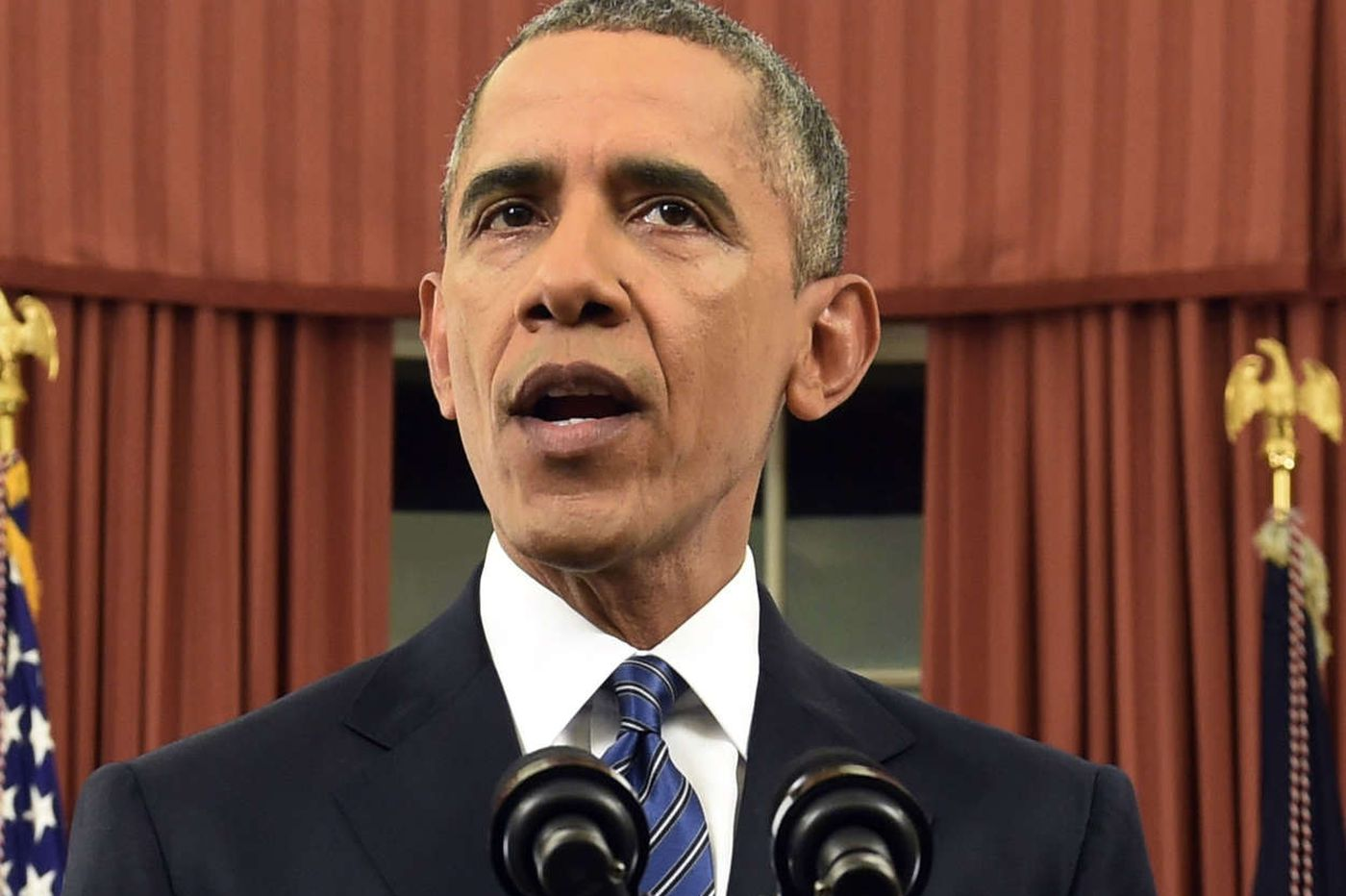 Obama vows to defeat terror's new phase