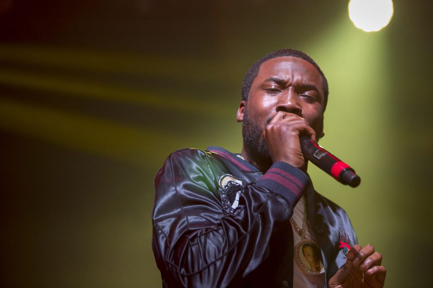 Streams of Meek Mill's 'Dreams and Nightmares' spike in the lead-up to the Super Bowl