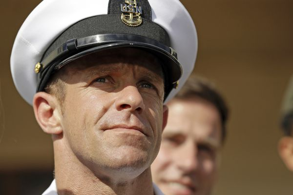 Trump was right to stand up for Navy SEAL Eddie Gallagher | Christine Flowers