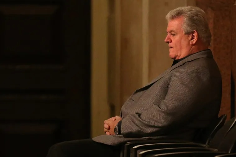 Federal prosecutors are now time-barred from bringing some of the charges they were considering in a probe of payments U.S. Rep. Bob Brady's campaign made to a 2012 primary challenger. Brady is shown here waiting for the start of a Nov. 21 news conference at City Hall in Philadelphia.