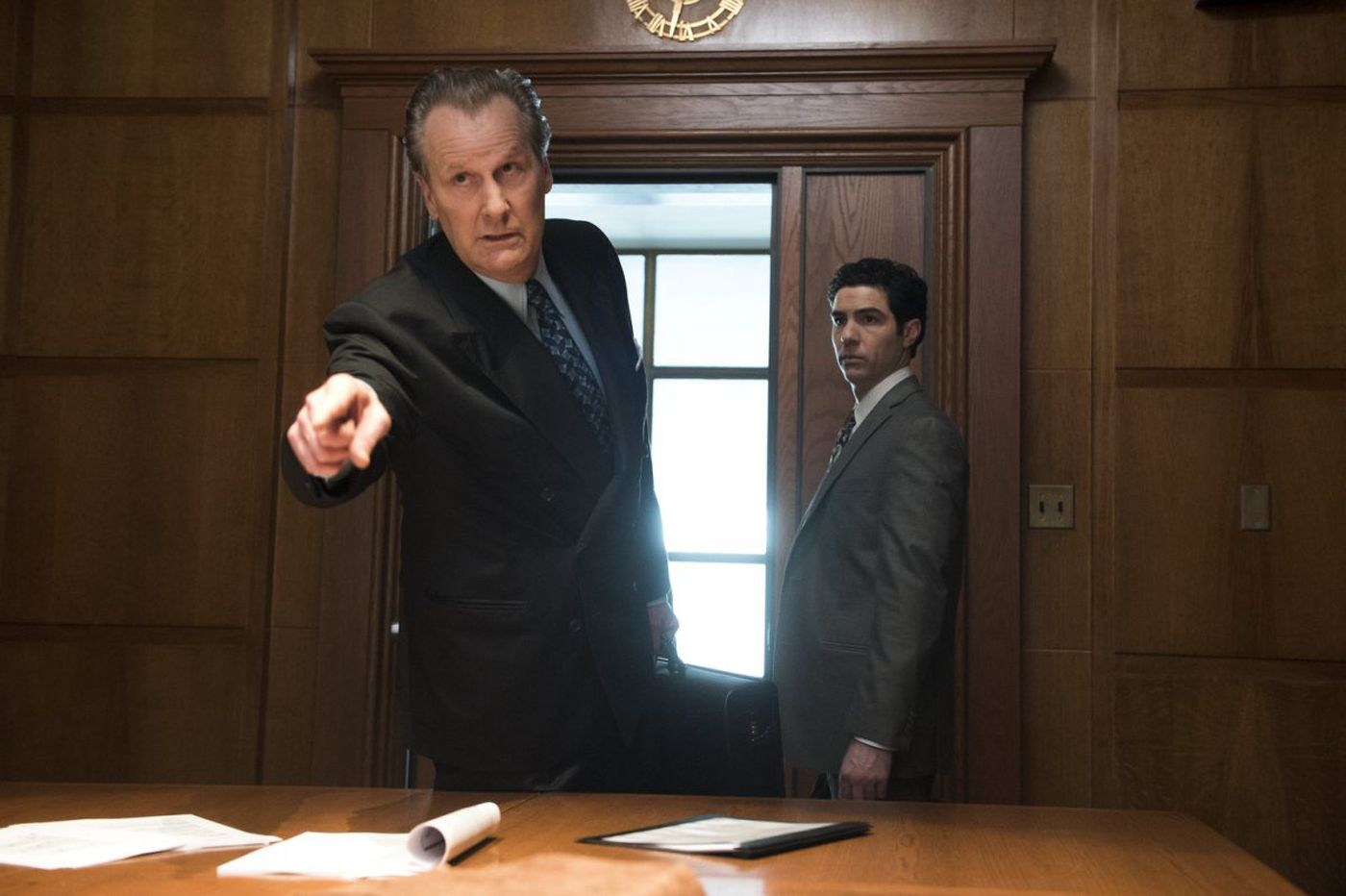 Jeff Daniels embraces complicated hero in Hulu's ambitious 'Looming Tower'