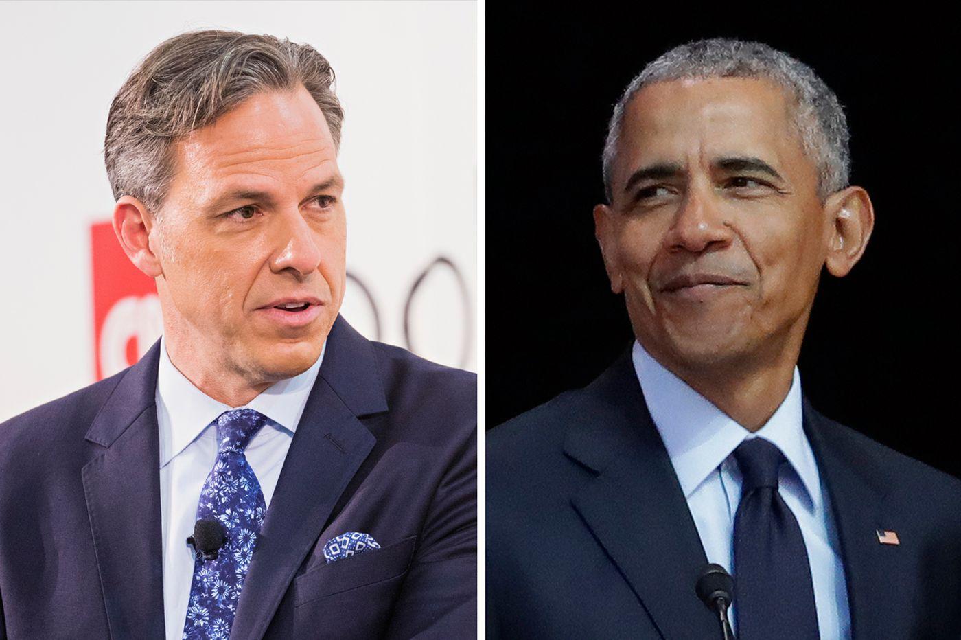 CNN's Jake Tapper jabs Obama after appearance at Beyonce and Jay-Z concert