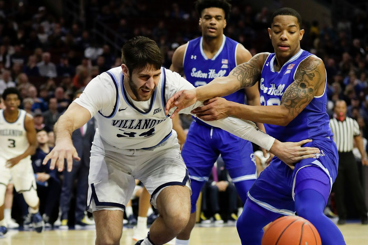 Villanova announces Tim Delaney will transfer to Adelphi, join his brother there