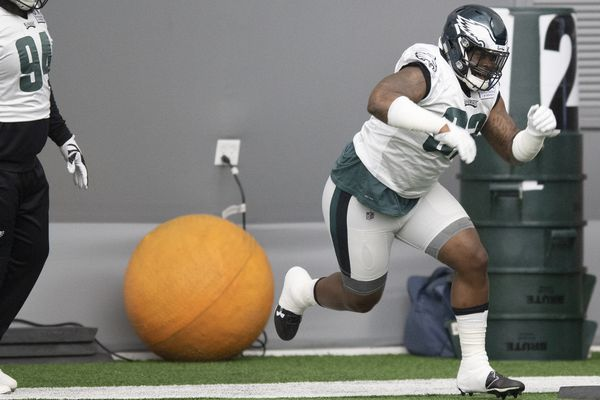 Eagles defensive tackle Tim Jernigan activated to 53-man roster