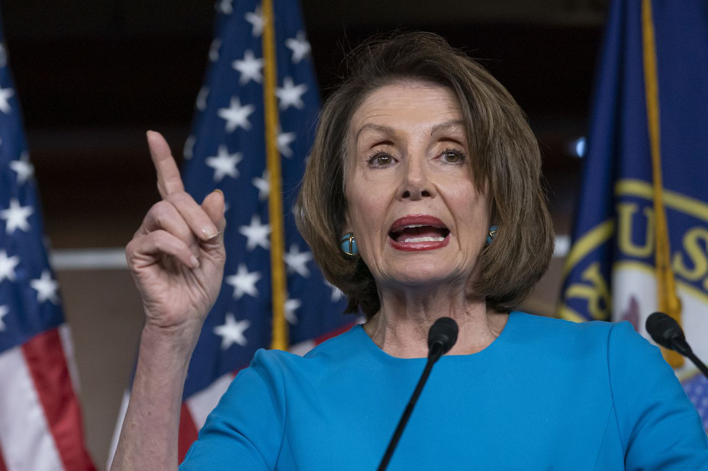 Nancy Pelosi's Democratic leadership team strikes rebellious tone, presses her to begin impeachment inquiry