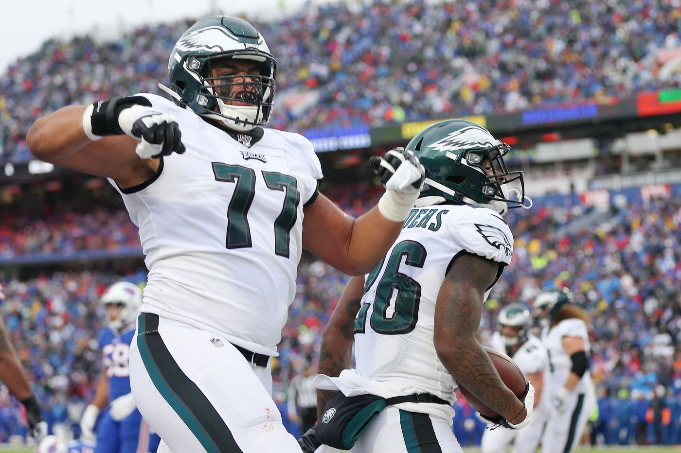 Eagles podcast: Previewing Sunday's game vs. the Chicago Bears