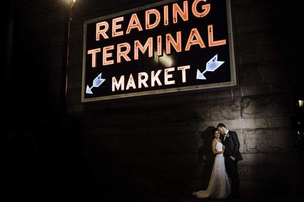 Philadelphia weddings: Jamie Shanker and Rick Passero