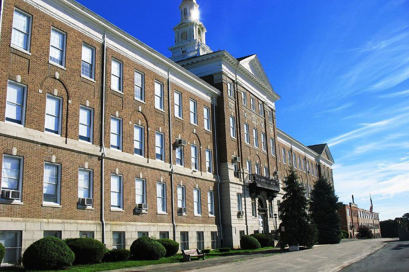 Archdiocese sells historic 'Prendie' building in Drexel Hill to Delaware County Community College