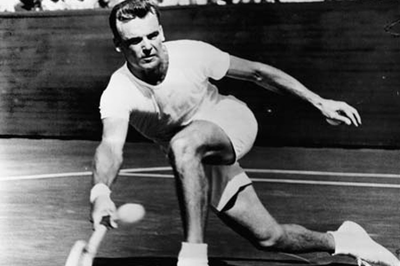1953 Wimbledon champ Vic Seixas, now 96, got his start on the courts of Philadelphia