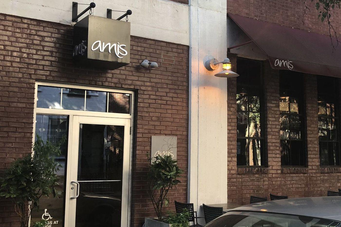 Amis in Center City, a former Vetri restaurant, to close Sunday