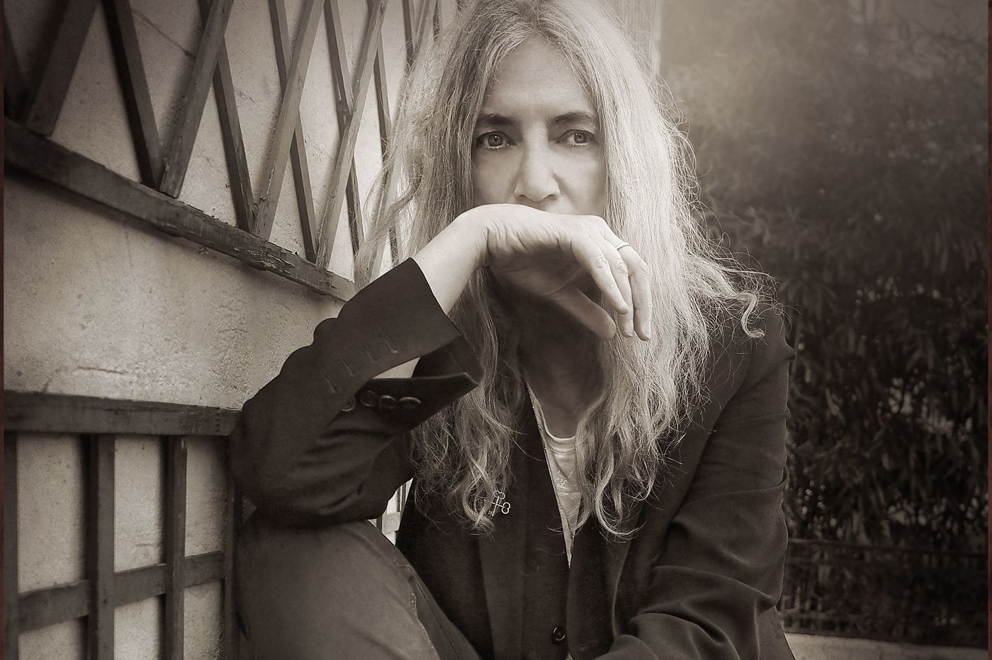 Patti Smith remembers growing up in Germantown and S. Jersey before two homecoming shows