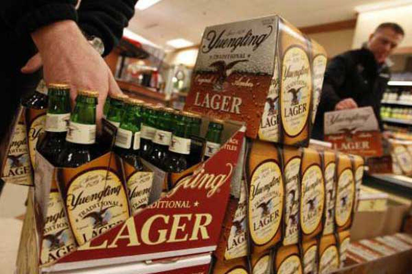 Feds: Yuengling settles Clean Water Act violations