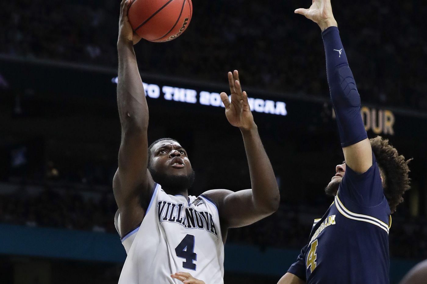 Strong First Half Gives Michigan The Win Over Villanova