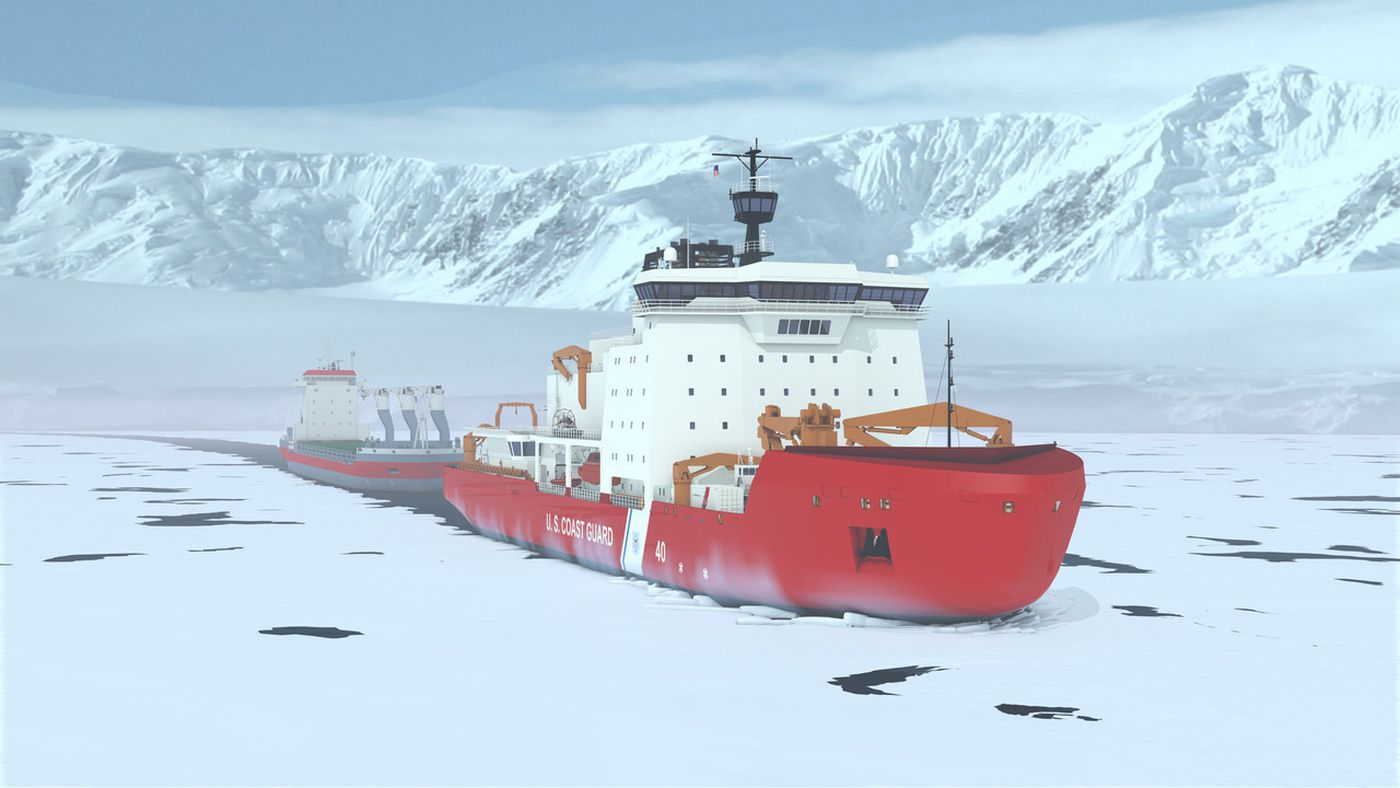Philly Shipyard makes a play for its future in polar icebreakers