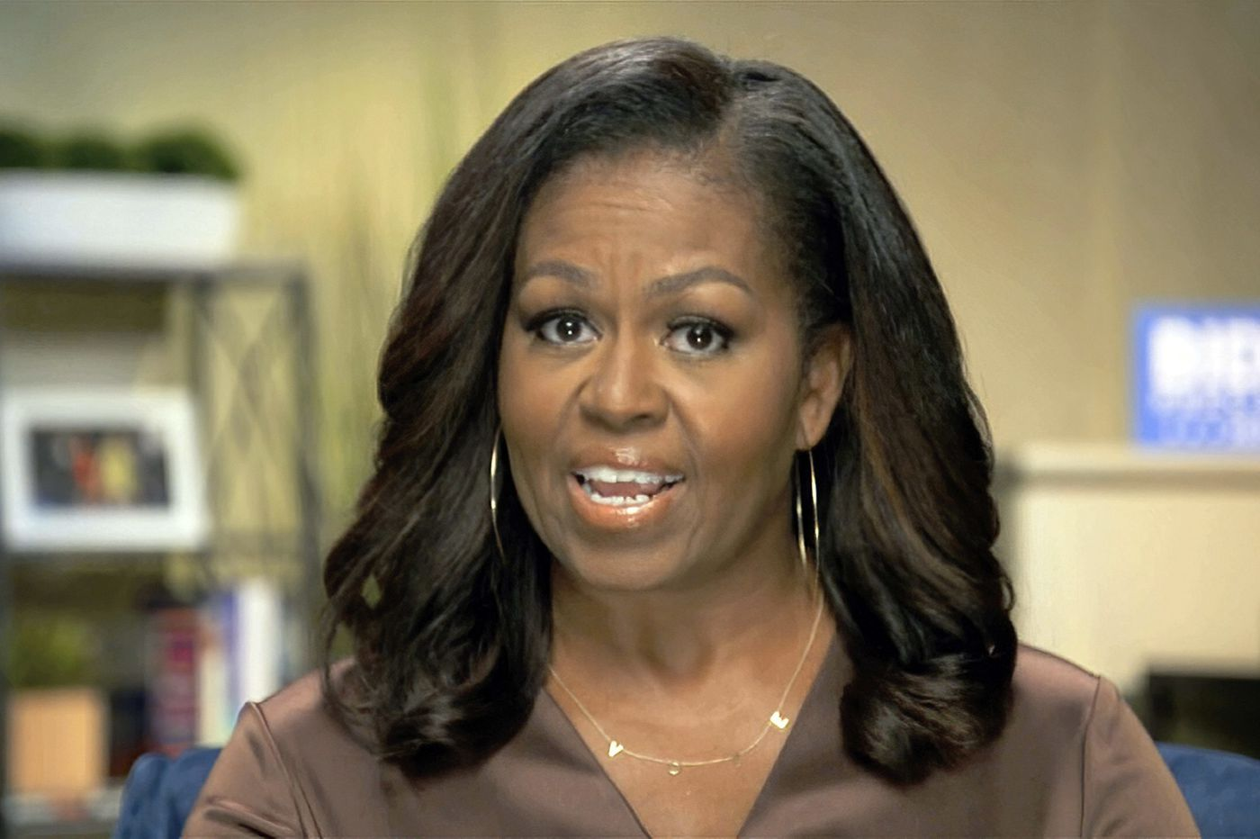 Fact-checking Michelle Obama's convention statement that 2 votes per precinct helped Trump win