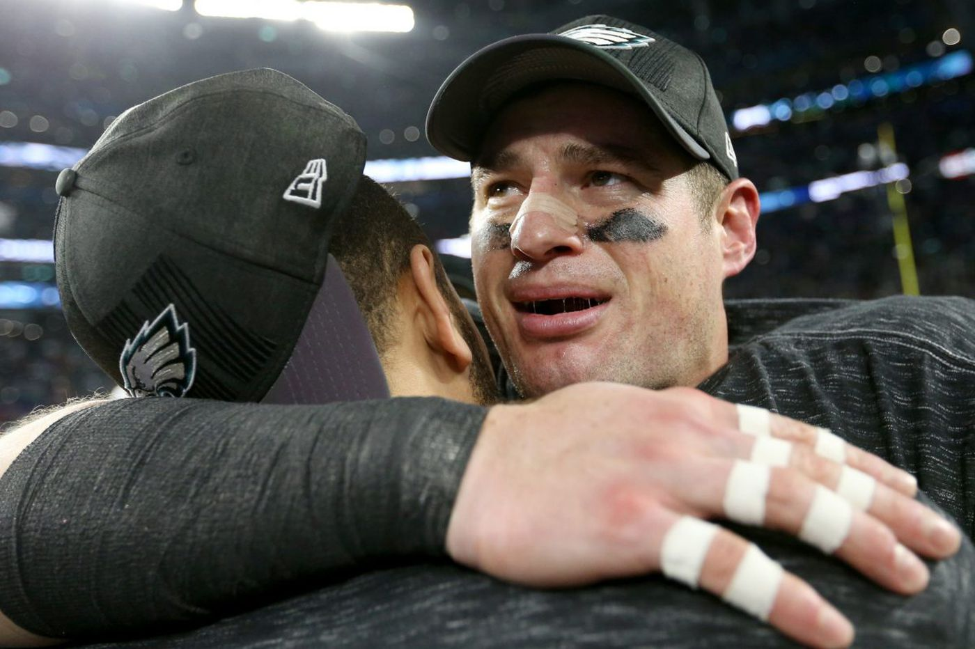 Brent Celek's Eagles legacy built upon character and toughness
