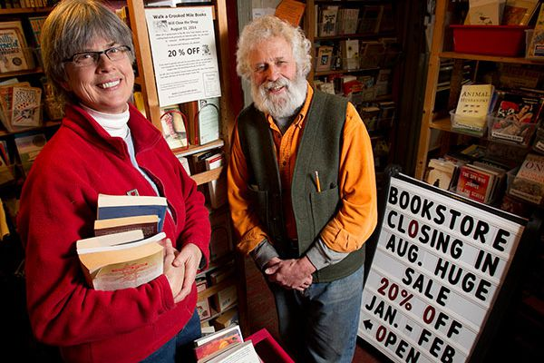 Help change future for beloved Mount Airy bookstore