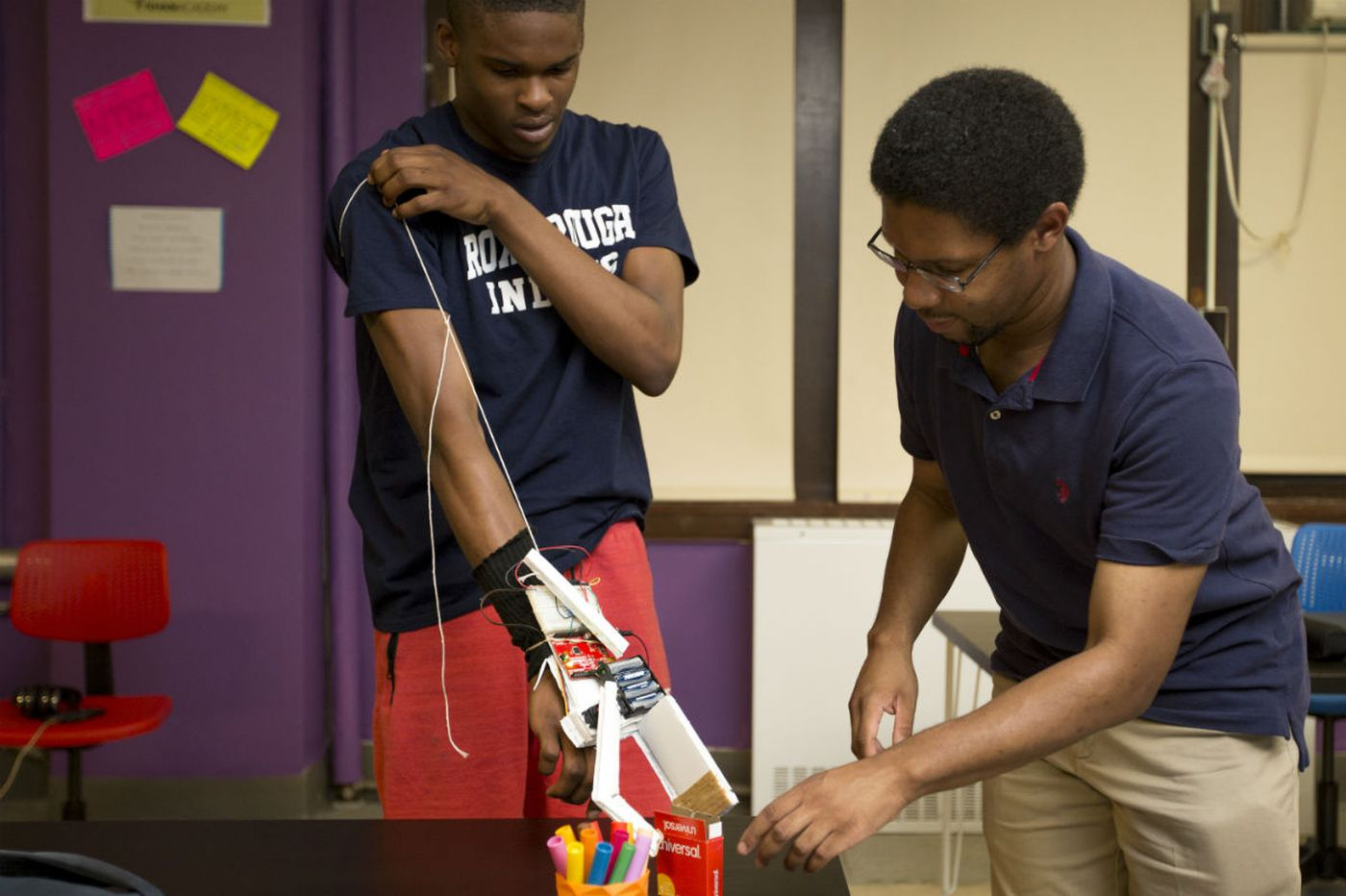 Schools mixing art and science to create STEAM