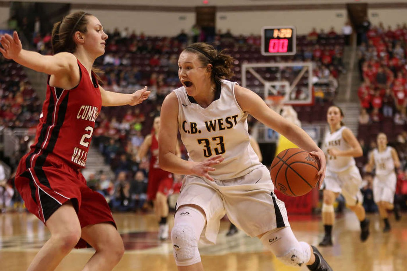 Munger's great career ends as C.B. West falls to Cumberland Valley