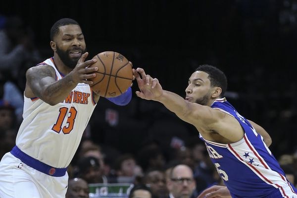 Sixers-Knicks best/worst: Ben Simmons' all-around game, a big night for the reserves