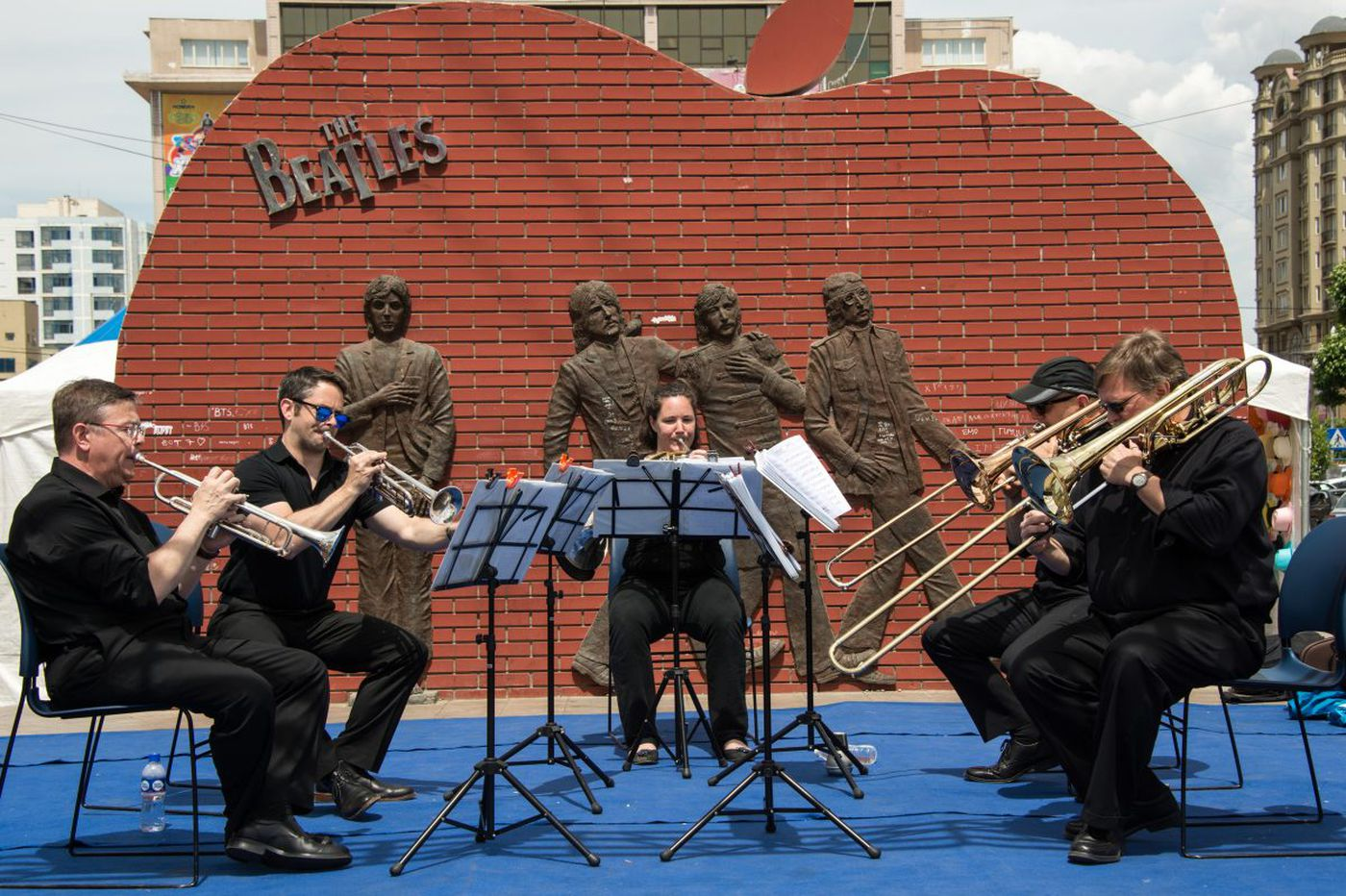 Philadelphia Orchestra in Mongolia: Working hard on love from afar