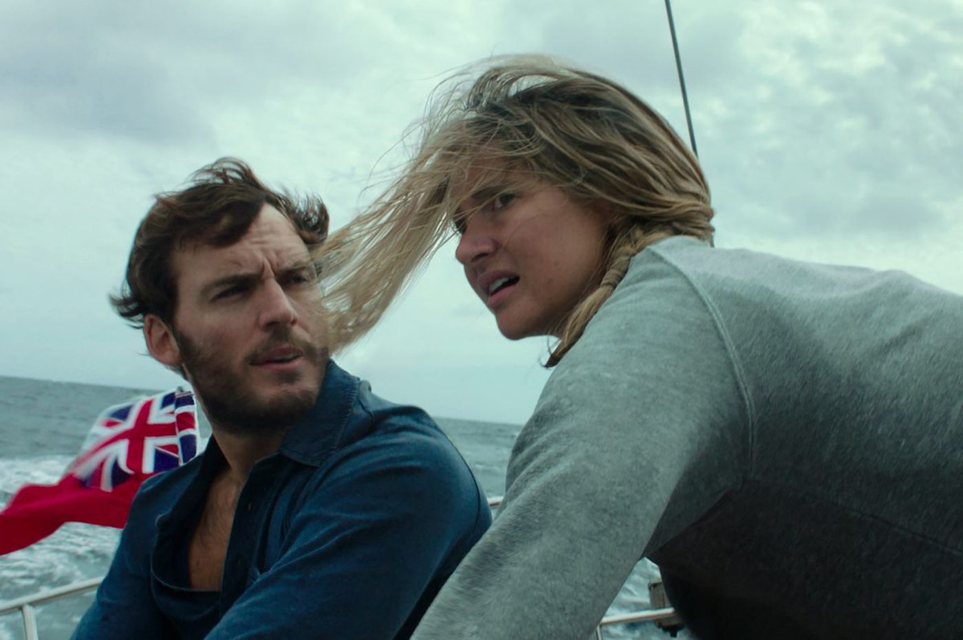 'Adrift': This movie is dead in the water