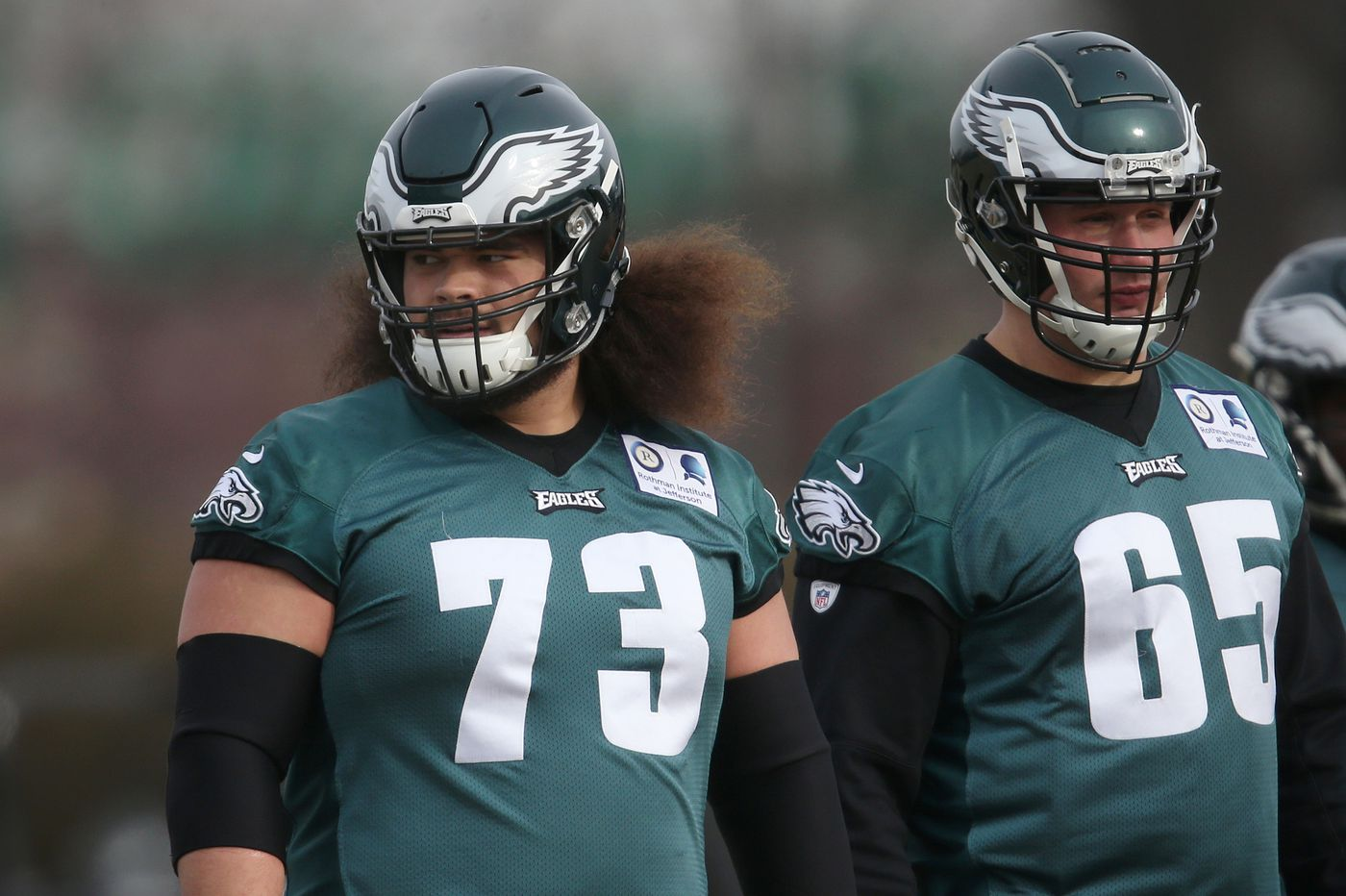 Eagles could have changing of the guard against Bears, replacing Stefen Wisniewski with Isaac Seumalo