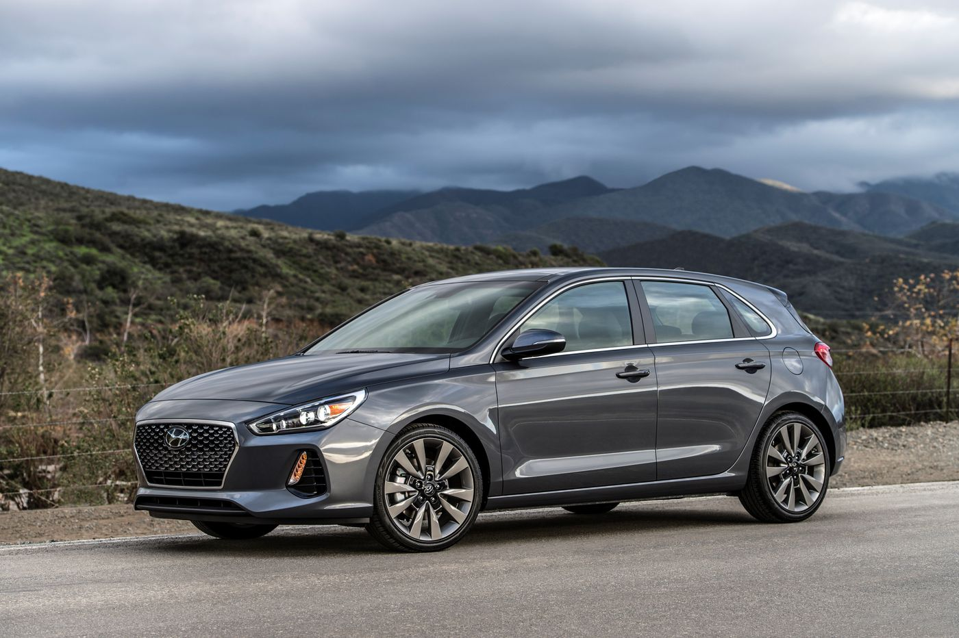 2018 Hyundai Elantra GT is sporty but no GT Sport