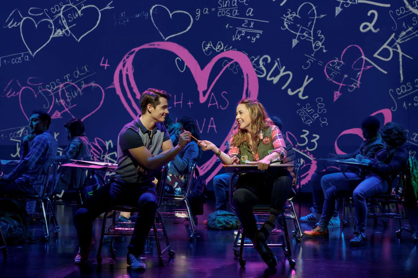 'Mean Girls,' 'Ragtime,' Bebe Neuwirth, 'Hamilton,' and so much more live theater in Philly this fall