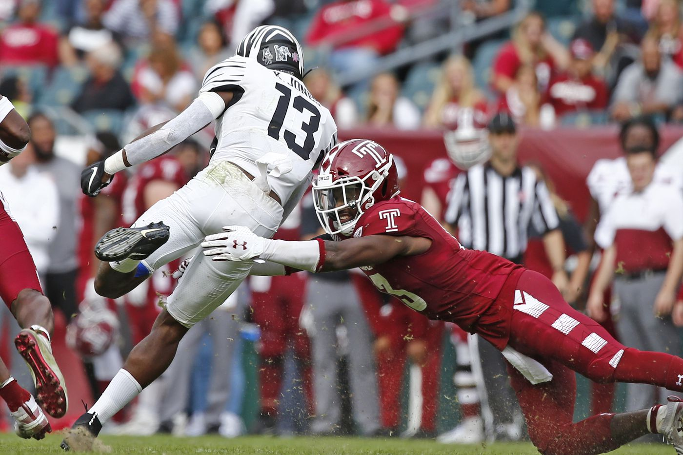 Temple will face North Carolina in the Military Bowl