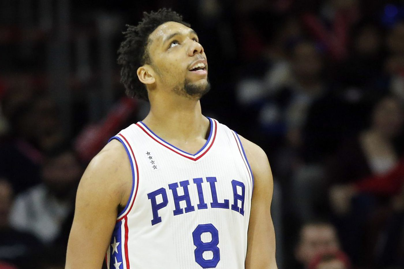 Trade rumors are heating up again for Jahlil Okafor